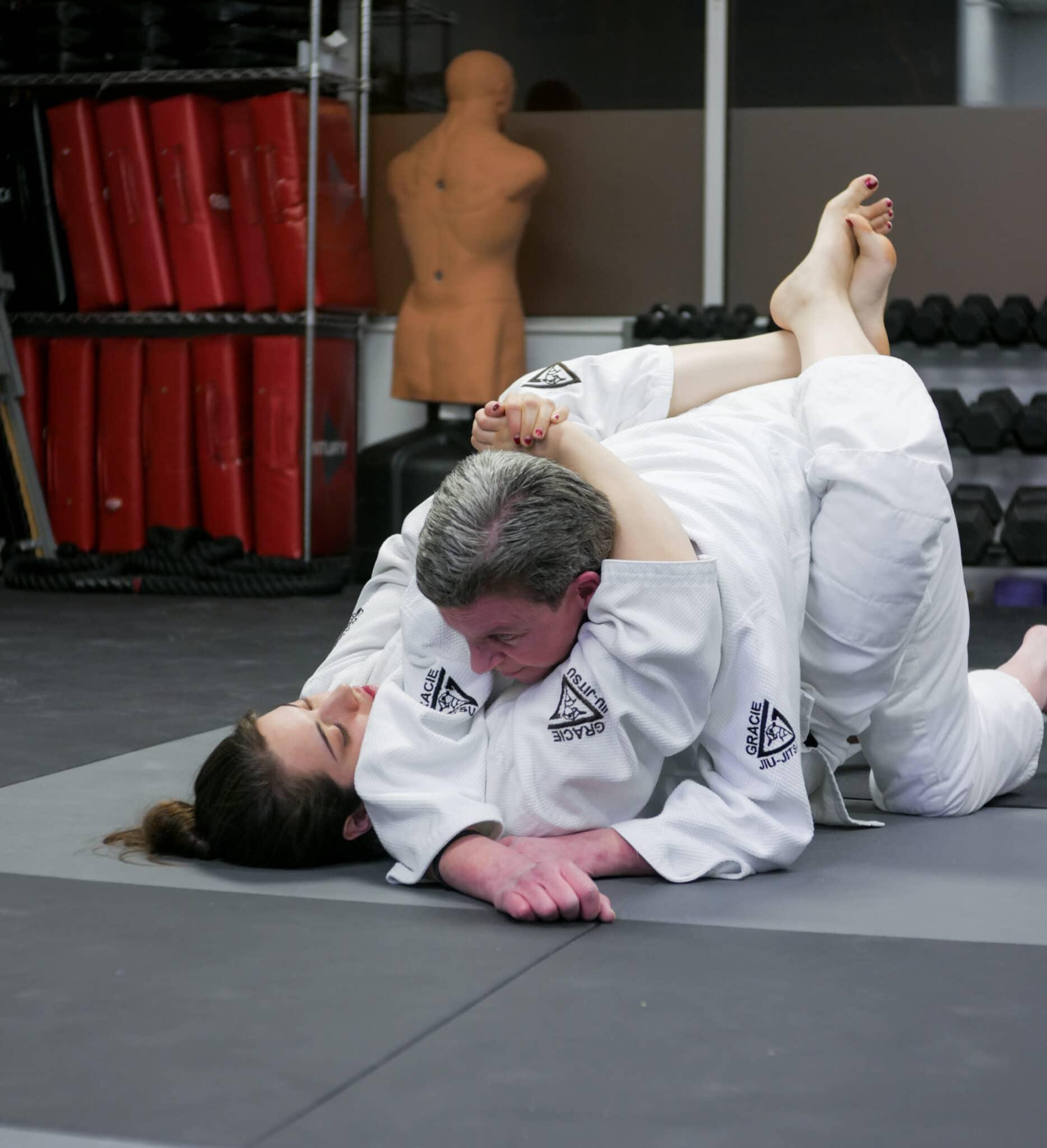 Metro Karate & Jiu Jitsu Gracie Jiu-Jitsu image